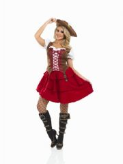 Deck Hand Pirate Costume (3348)